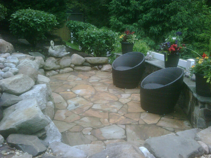 Custom Landscaping and Patios in Ijamsville, Maryland