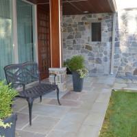 Front Yard Landscape Design In Bethesda, Maryland