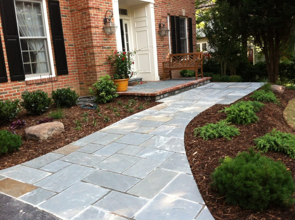 Front Walkway and Entry in Gaithersburg, MD