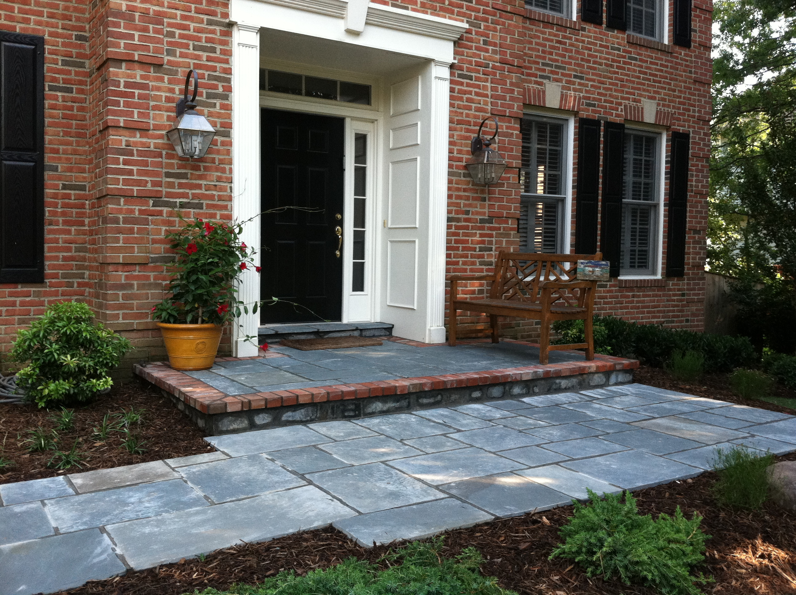How To Design The Perfect Front Foundation Garden Allentuck