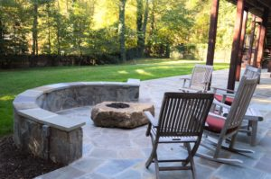 Custom Patios and Landscaping In Potomac, Maryland