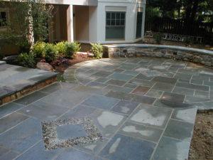 stone patios