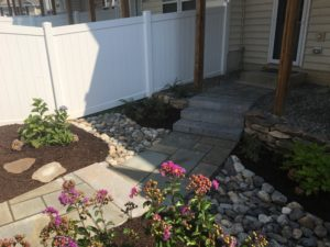 Small Space Backyard Landscape