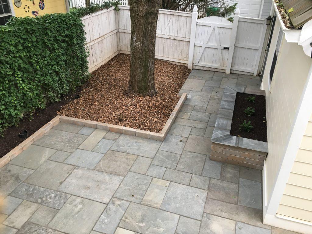 Backyard Patio Projects